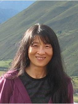 Photo of Dr. Jane-Ling Wang
